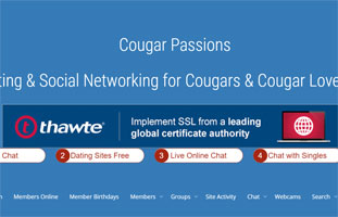 Cougar Passions